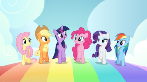My, little, pony, children, show, toy, theme song, jingle
