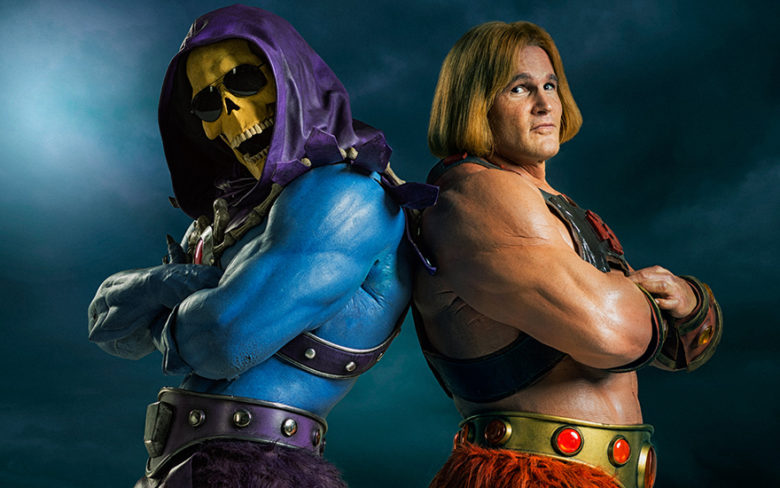 He-man, skeletor, toys, advertising, digital media, social media, ROI, theme songs